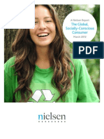 Nielsen Global Social Responsibility Report March 2012