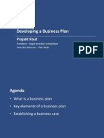 Biz Plan Dev Workshop