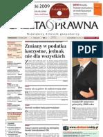 gazeta prawna z 5 stycznia 09 (nr 2)