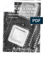 Microprocessors and Interfacing Solution Manual by Douglas Hall WeLearnFree