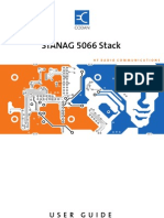 STANAG 5066 Stack User Guide
