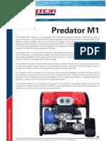 Predator ROV M1 Spec v3