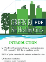 Green Roof Ppt