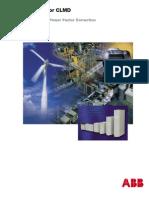 ABB Capacitor CLMD-Brochure
