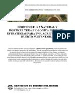 Horticultura natural