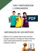 Motivacion y Participacion Del Consumidor Clase 7