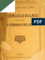 Bulnes, Francisco - Juarez y Las Revoluciones de Ayutla y de Reforma