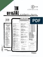 1972 Ley 1902 Partidos Politicos