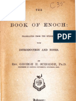 Book of Enoch Translation by George H. Schodde, 1882 (Scan)
