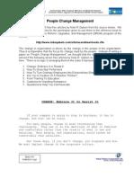 5-1 EM - People Change Management