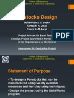 Penstocks Design