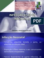 Infecção neonatal - Cópia