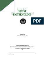 Diaktat Bioteknologi
