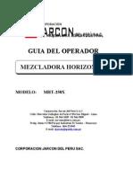 Manual Mezcladora AMERICAN FARM