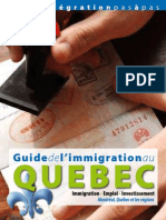 Guide Immigration 2009 20101