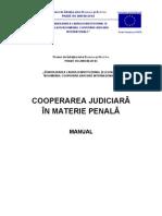 Manual Cooperarea Judiciarra