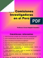 CDG - Comisiones Investigadoras del Congreso