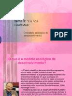 Modelo Ecologico Do Desenvolvimento