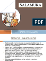 Sastojci salamure