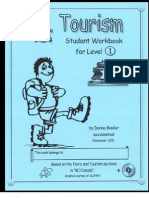 BC-Tourism  Student Workbook Level 1