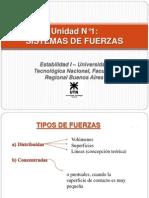 Sistemas de fuerzas, Analisis Estructural