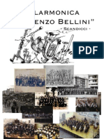 "Storia Filarmonica ""Vincenzo Bellini"" - Scandicci (FI)"