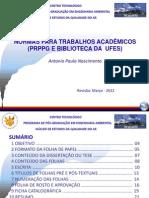 1 - NORMAS TRABALHOS ACADÊMICOS (1)