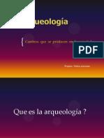 La Aqueologia