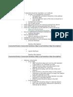 Site Acceptance Sheet