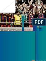 FC Barcelona Annual Report 2011 (in Spanish)