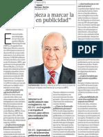 Peru un exito en publicidad