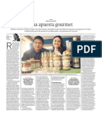 Negocio Productos Organicos Gourmet Peru