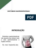 Apresentação Distúrbios Sistema Digestivo 1