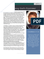 Possessing God's Promises