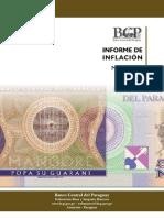 Informe de Inflacion Mayo 2012 Paraguay