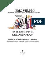 The Animator's Survival Kit - Richard Williams (Spanish)