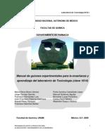 Manual de toxicología. Facultad de química. ORIGINAL