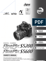 FinePix Camera S5200 S5600 owner manual PDF