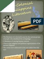 Pre Colonialphilippineliterature 110729033757 Phpapp02
