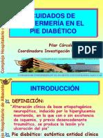 Cuidados Enfermeria Pie Diabetico