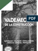 Vademecum de la Construcción
