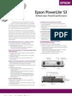 Epson S3