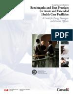 Hôpitaux _guide & Ratios énergétiques CAN2003