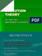 MATERI EVOLUSI 13