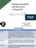 28501948 Farmakologi Antipsikotik Haloperidol