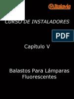 Balastos fluorescentes5