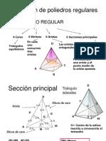 Caractersticas Tetraedro