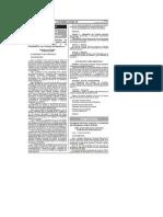 Gobierno dispone adscripción del Concytec a la PCM