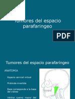 Tumores Del Espacio Parafaringeo