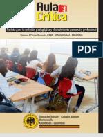 Revista Aula Crítica Vol1